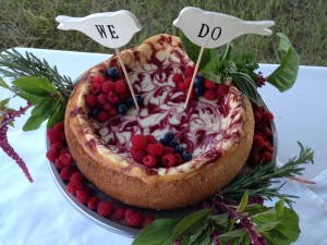 Wedding Cheesecakes